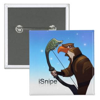 Pocket Legends iSnipe Pin
