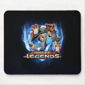 Pocket Legends Mousepad