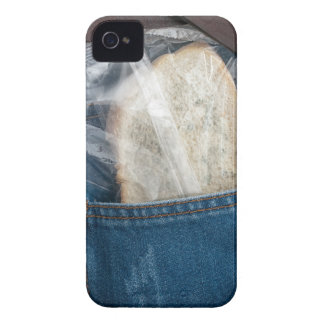 Pocket lunch iPhone 4 case