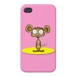 Pocket Mouse iPhone 4/4S Case