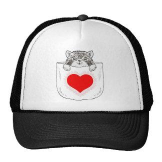 pocket pal trucker hat