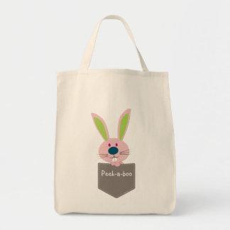 POCKET PALS :: Bunny Rabbit 1 Bags