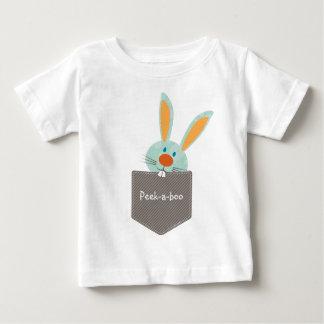 POCKET PALS :: Bunny Rabbit  2 Baby T-Shirt