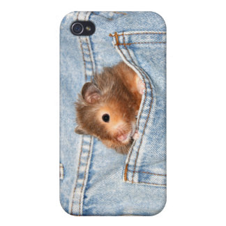 Pocket pet iPhone 4 cover