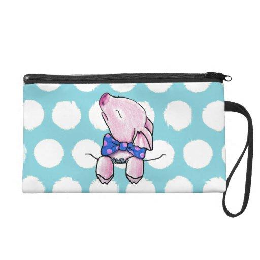 Pocket Piglet KiniArt Bagettes Bag