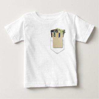 Pocket Protector Baby T-Shirt