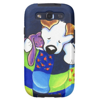 Pocket Puppy and Rabbit Galaxy SIII Covers