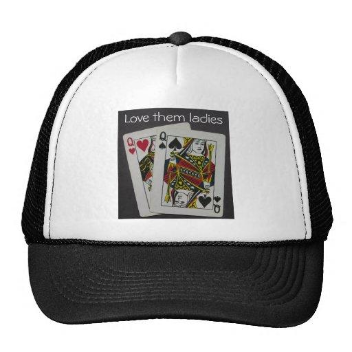 Pocket Q's Trucker Hat