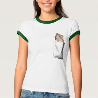 Pocket Rat (front) T-shirt
