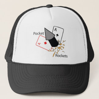 Pocket Rockets Hat