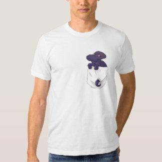 Pocket Triceratops T Shirt