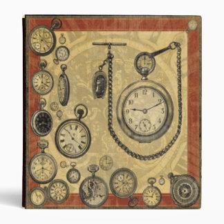 Pocket Watch Binder/Album Binder