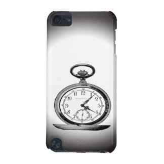 Pocket Watch Black and White Antique iPod Touch 5G Cover