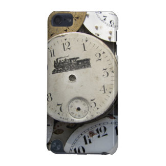 pocket watch faces - Steam Train iPod Touch (5th Generation) Cover