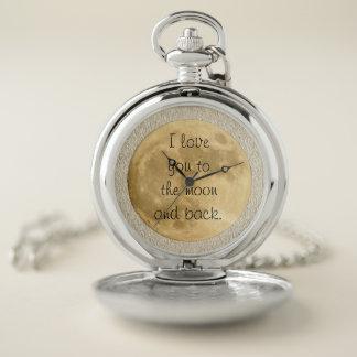 Pocket watch full of love