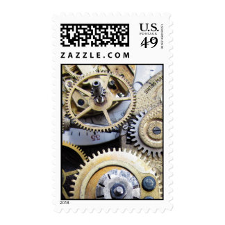 Pocket Watch Gear Postage for you Steampunk event