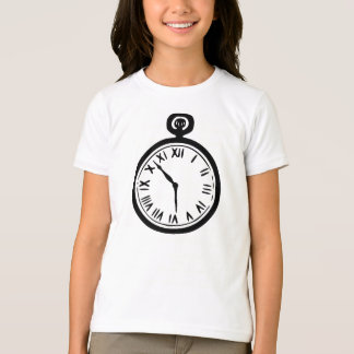Pocket Watch Girls T-Shirt