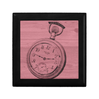 pocket watch keepsake box
