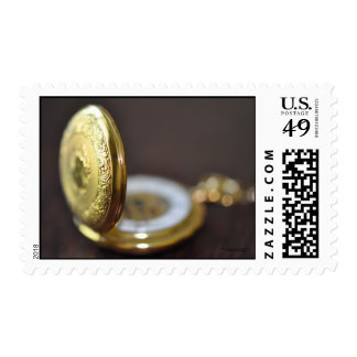 Pocket Watch Stamps