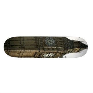 Pocket Watch Skateboard