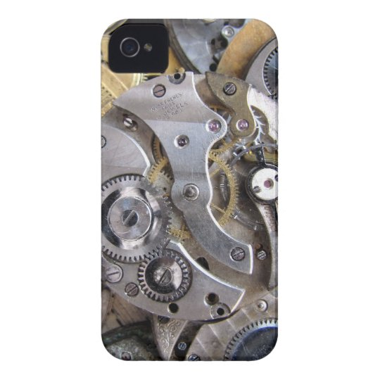 Pocket Watch Steampunk Movement Case-Mate iPhone 4 Case