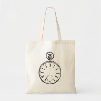 Pocket Watch Tote