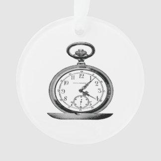 Pocket Watch Vintage Ornament