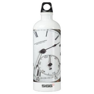 Pocket Watch Water Bottle