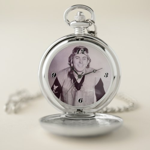 Pocket Watch with Photo