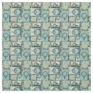 Pocket Watches Fabric