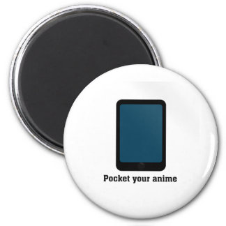 pocket your anime magnet