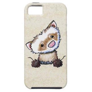 Pocketful of Sunshine Ferret iPhone 5 Cover