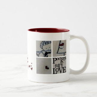 Pockets full of Love - Angel Mug (M02)