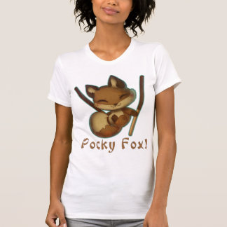 Pocky Fox Shirts