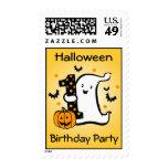 Poco 1r cumpleaños del fantasma sello