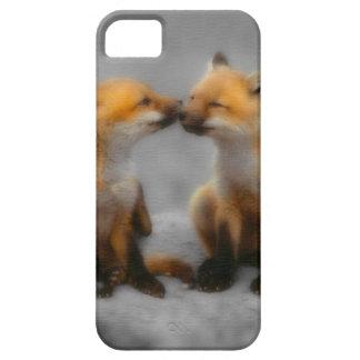 Poco amor del Fox iPhone 5 Carcasas