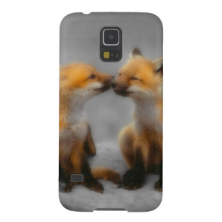 Poco amor del Fox Carcasa De Galaxy S5