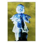 poco ángel tarjeta