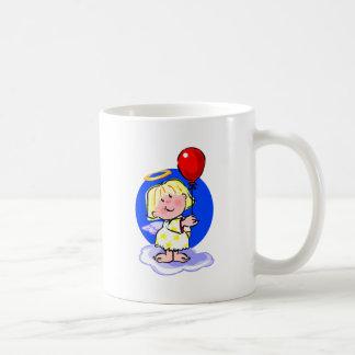 Poco ángel taza