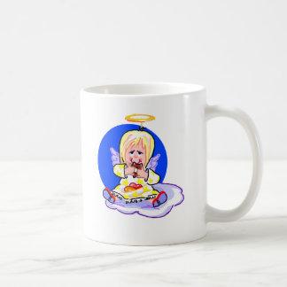 Poco ángel taza de café
