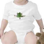 Poco árbol Hugger Traje De Bebé