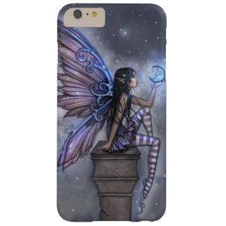 Poco arte de hadas de la fantasía del Faerie de la Funda De iPhone 6 Plus Barely There