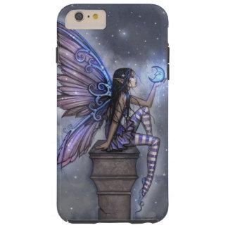 Poco arte de hadas de la fantasía del Faerie de la Funda Resistente iPhone 6 Plus