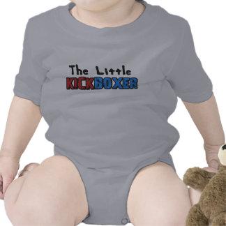 Poco bebé del kickboxer camiseta