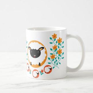 Poco Blackface escocés Taza De Café