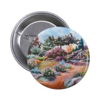 Poco botón de Eden Pin Redondo De 2 Pulgadas