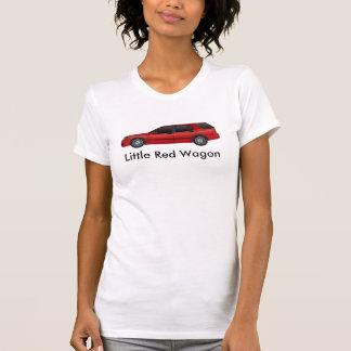Poco carro rojo - rojo de 06 chiles playera