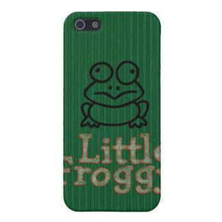 Poco caso del iPhone 4 del Froggy iPhone 5 Cárcasa