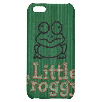 Poco caso del iPhone 4 del Froggy