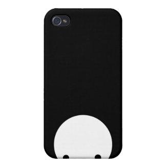 Poco caso del iPhone del fantasma iPhone 4 Carcasa